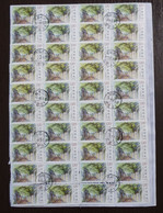 China Many Modern Stamps On Paper  C1 - China