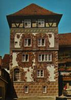 Deutschland KONSTANZ Am BODENSEE Wohnturm Zum Goldenen Löwen ALLEMAGNE Au Lion D'or GERMANY Tower Of The Golden Lion - Konstanz