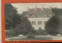 AUBEVOYE  Château De Grosmesnil  Environ De Gaillon    MARS 2015 GER 705 - Aubevoye