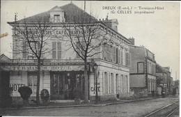 Dreux    Terminus Hotel - Dreux
