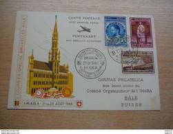 (19.10) BELGIE 1948 Postkaart IMABA - Covers & Documents