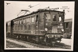 PhotoLocomotive BB 1400 1436 SNCF Paris Austerlitz 1968 Ex PO France Train Gare - Eisenbahnen