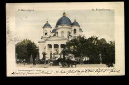 St. Petersburg, Dreifaltigkeitskathedrale - Rusland