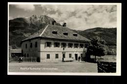 Österreich, Griminitzen, Kirchbach, Gasthof Buchacher - Zonder Classificatie