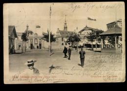 Lettland, Riga, Jubiläums-Ausstellung 1201-1901, Vogelwiese - Letland