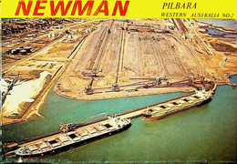 (Booklet 116) Australia - WA - Newman - Pilbara - (Mining - Ships Etc) - Autres