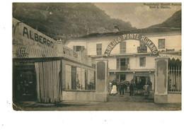 VALLE D'AOSTA PONT SAINT MARTIN ALBERGO PONTE ROMANO - Aosta