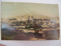 CPA - Carte Photo.- Amérique - Guatemala - Guatemala City - 1910 - SUP - (DU 19) - Guatemala