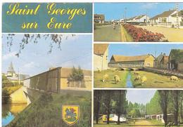 CPSM DE SAINT GEORGES SUR EURE - Other Municipalities
