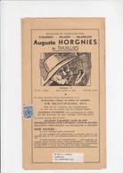 Tabakken - Sigaren - Sigarillos - Auguste Horgnies Te Thuillies (Thuin) - Reclame-artikelen