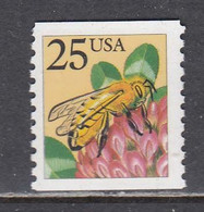 USA 1988 - Bee, MNH** - Vereinigte Staaten