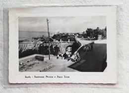 Cartolina Illustrata Paola - Panorama Marina E Piano Torre, Viaggiata Per Brisighella 1954 - Altre Città