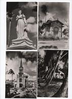 MARTINIQUE- FORT De FRANCE Et Environs -  Lot De 15 Cartes Photos  - Ed Milon - Format  CPA (1) - Fort De France