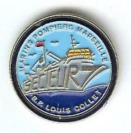 @@ Marine Nationale Navire Marins Pompiers De MARSEILLE Secteur 7  B.P Louis Collet (2.10) @@pom2c - Pompiers