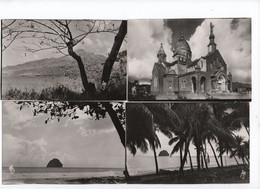 MARTINIQUE- Environs De FORT De FRANCE- Lot De 15 Cartes Photos  - Ed Milon - Format  CPA (2) - Non Classificati