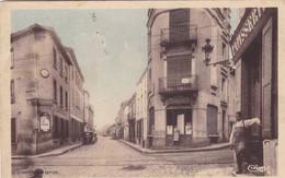 Loire - Chazelles-sur-Lyon - St-Roch Et Rue De Lyon - Sonstige Gemeinden