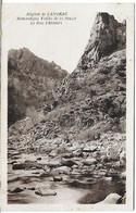 43 LANGEAC Vallée De La Seuge Roc D'Estours - Langeac