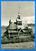 Noorwegen - Norway - Norge - Nordfjord - The English Church - Balholm - Edit. NORMANNS - Norway