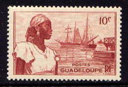 GUADELOUPE  - 197** - PORT DE BASSE-TERRE - Ongebruikt