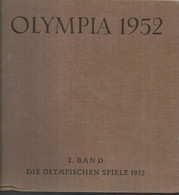 CH59 - ALBUM INFORMATOR - JEUX OLYMPIQUES - OLYMPIA 1952 - EDITION ALLEMANDE - Ohne Zuordnung
