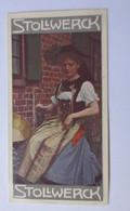 Stollwerck, Gruppe 330,  Nr.4,   Album  Nr.7,  Trachten I. ♥  - Trade Cards