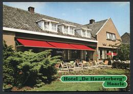 Hotel Haarlerberg , Kerkweg 18, 7448 AD Haarle -  NOT  Used  2 Scans For Condition.(Originalscan !! ) - Netherlands