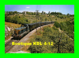 ART 091 - Train MV - Loco 040 DG 4 Vers NUCES - Aveyron - SNCF - Andere Gemeenten