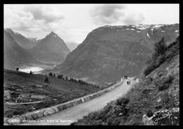 Noorwegen - Norway - Norge - Nordfjord - Utvikfjellet Mot Breim Og Eggenipa - Edit. NORMANNS - Norvège