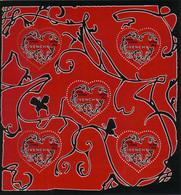 France 2007 BF 104 Neuf Non Plié Coeur De Givenchy - Ungebraucht