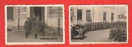 Padova RSI Sede Aereonautica Repubblicana Raggruppamento Aereotrasporti 2 Old Photo - Guerre, Militaire