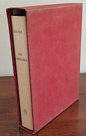 OVIDE: LES AMOURS Illustré Par BECAT / ATHENA 1954. Exemplaire D'Artiste Hors Commerce (CURIOSA) - Unclassified