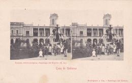 ARGENTINA - CARTOLINA - SANTIAGO DEL ESTERO - CASA DE GOBIERNO - Argentina