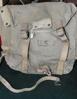 Sac US 1945 - Uitrusting