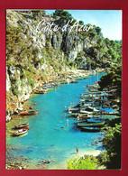 CP Calanques Pittoresques Côte D'Azur - Cachet Pub Publicité Gaya Voyance Tarot Astrologie Numérologie - Date De 1999 - Pubblicitari