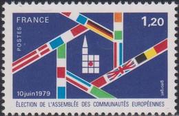 France                           Y&T      Num.2050   NSC   Luxe** - Ungebraucht
