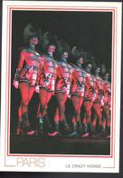 REF 524 CPM Pin Up Paris Le Crazy Horse Seins Nus - Pin-Ups