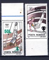 Romania / Rumänien  Michel # 5346 - 47 **  OR/UR - Ungebraucht