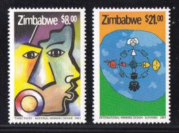Zimbabwe - 2001 - ( UN - Year Of Dialogue Among Civilizations / Dialog / Dialogo / Civilisations ) - MNH (**) - Emissioni Congiunte