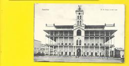 ZANZIBAR H.H. Palace Front View Tanzanie - Tanzania