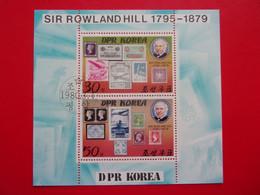 Corée Du Nord  Sir Rowland Hill Korea Poste Timbre - Rowland Hill