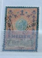 AUSTRIA  MARCA DA BOLLO - STEMPELMARK  1 H  - 1898 - Fiscales