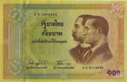 Thailand 100 Baht (P110) -UNC- - Tailandia