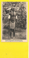 Ile Bougainville Grand Chef Indigène Papouasie Nouvelle Guinée - Papua Nuova Guinea