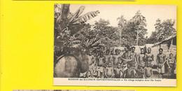 Ile Bouka Village Indigène Papouasie Nouvelle Guinée - Papua Nuova Guinea