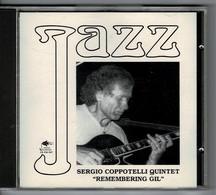 "Jazz - Sergio Coppotelli Quintet - ""Remembering Gil"" - - Jazz"