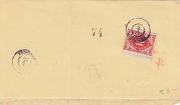 Slovenia SHS 1920 Postal Money Order With SHS Postage Due Stamp, Postmark JAVORNIIK - Slovenia