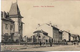 Lunéville Rue Des Bénédictins - Luneville