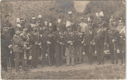 CARTE PHOTO    AVIGNON  14/09/1903 - Avignon