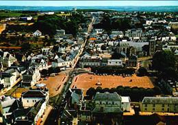 Carte 1970 CHATEAU DU LOIR / PLACE DE L'HOTEL DE VILLE - Chateau Du Loir