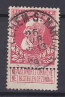 N ° 74  BODEGHEM SAINT MARTIN  COBA +15.00 - 1905 Grosse Barbe
